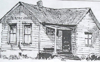 Pecho School District founded in 1898