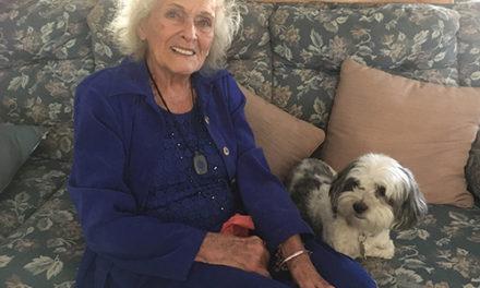 In Memory of Arlene Kneer  1924-2020