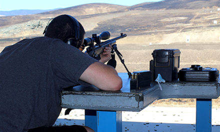 Sportsmen's Gun Range Reopens to New Popularity