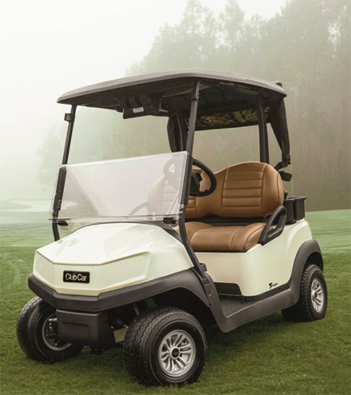 County to Offer Smart Golf Carts