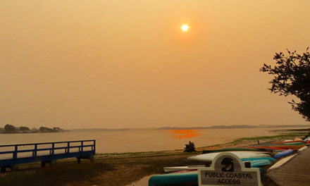 Fires Impacting Air  Quality Locally