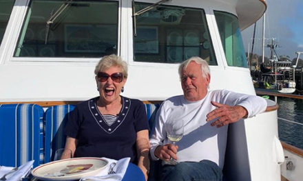 COVID-19 –  Cruisin' Morro Bay Onboard thePapagallo II Another Small Business Survival Story