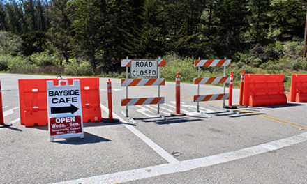 State Park Road Still Closed