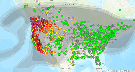 Wildfires and Air Quality