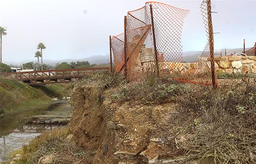 Erosion Repairs Stuck In Limbo