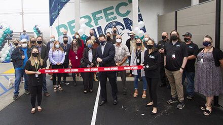 Perfect Union Holds Grand Opening