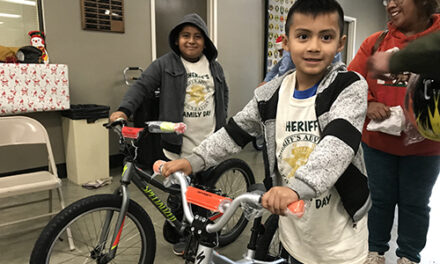 Donations Needed for Bike Giveaway