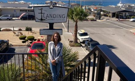 Covid-19: The Landing of Morro Bay,