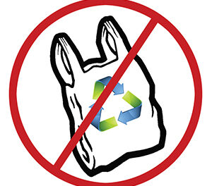 Plastic Bags are Not Recyclable