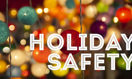 Cal Fire Holiday Safety Tips