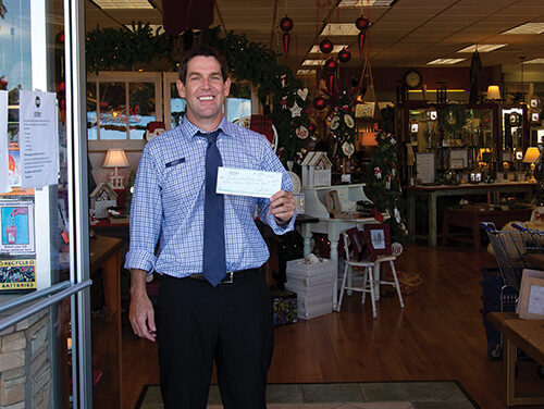 Los Osos Rexall Donates to Spooner Ranch House