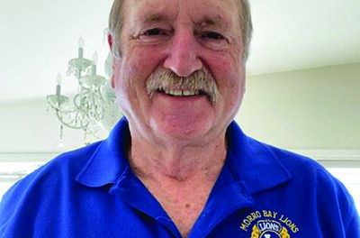 Volunteer Extraordinaire Chuck Stoll, 2020 Citizen of the Year