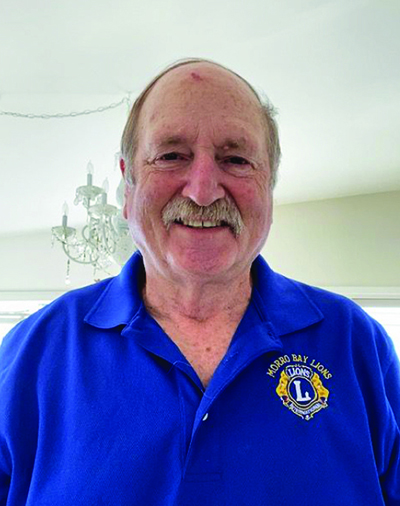 Volunteer Extraordinaire Chuck Stoll, 2020 Citizen of the Year