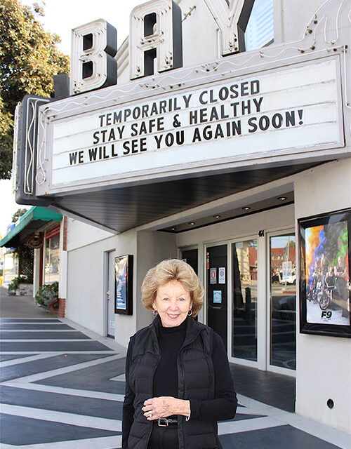 Bay Theater Put Up For Sale