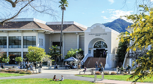 Cuesta Accreditation Reaffirmed for 7 Years