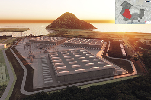 Vistra Proposes World's Biggest Battery Storage Facility