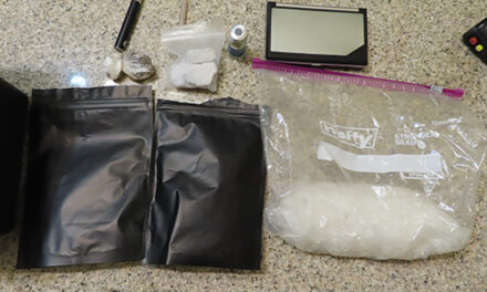 Alleged Drug Dealer Busted in Atascadero
