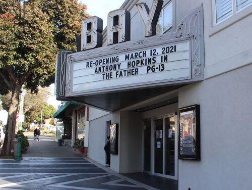 Bay Theater to Reopen