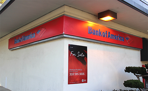 Empty Bank, 'Opportunity Site' Goes Up For Sale