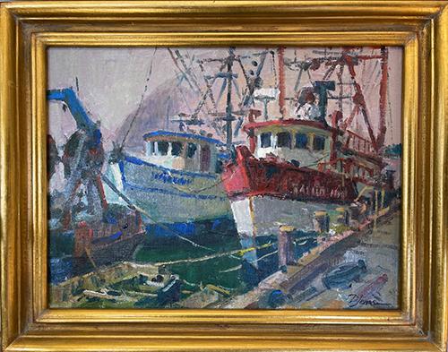 Art Auction Benefits Harbor Friends