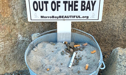Beautifying Morro Bay for 40 Years
