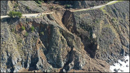 Caltrans to Reopen Hwy 1 by Summer