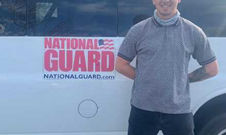 Local Enlists in Army National Guard