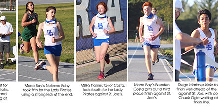 Cross Country Back on Course