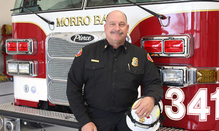 Fire Chief to Retire After 38-year Career