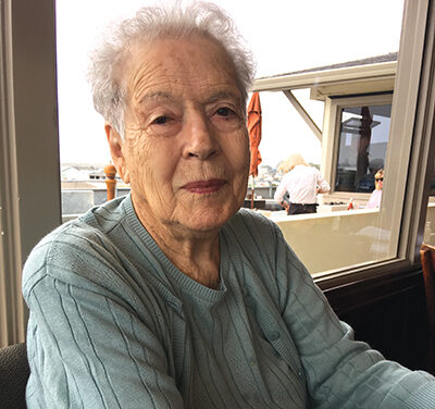 Claire C. Resecker  May, 1922 – May, 2021