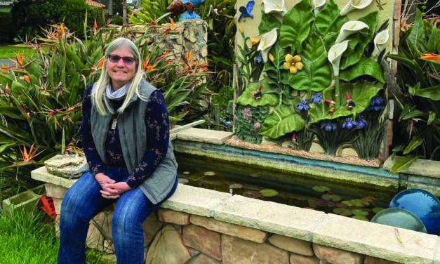 Moving Forward: Debbie Deis, Master Floral Designer D&D Floral, Los Osos