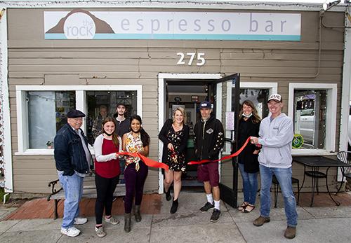 Rock Espresso Owner Celebrates First Year
