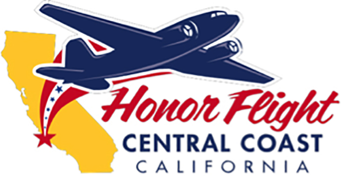 Honor Flight Central Coast graphic element