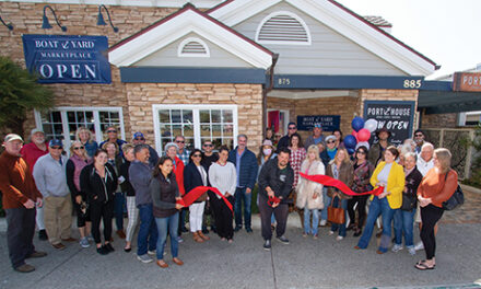 New Waterfront Business Open