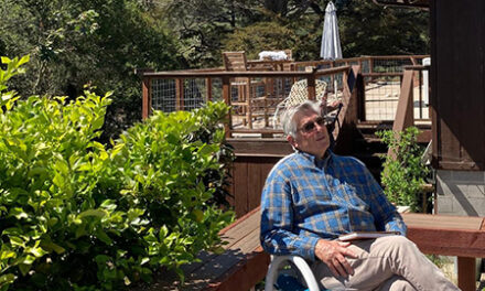 Moving Forward: Bruce Badrigian, Teacher and Author