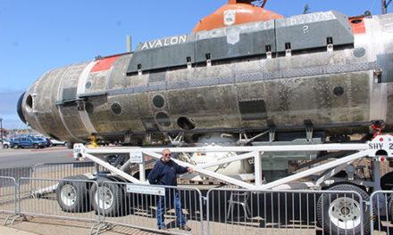 Avalon Commander Recounts Sub's History