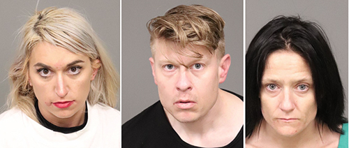 Three Arrested in Baby Girl's O.D. Death