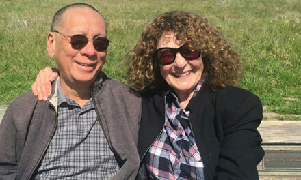 For This Cambria Couple, it's all About the Arts