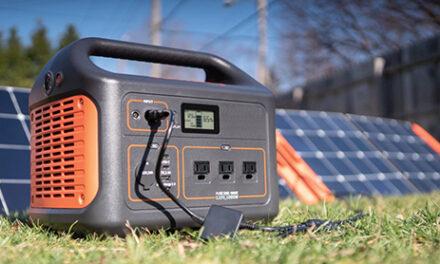 County to Buy $79,000 Solar Generator