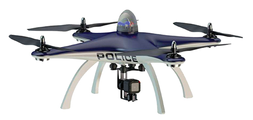 Sheriff to Get 3 More Drones