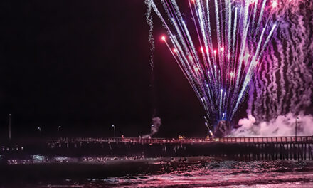 Cayucos Will Have Fireworks July 4