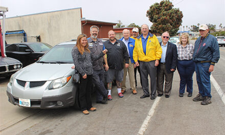 Lions Give Away 33rd Car