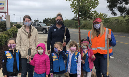 Girl Scouts Celebrate Earth Day