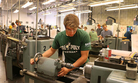 Cal Poly Engineering Labs Receive $350,000