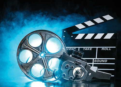 Student Filmmakers Honored