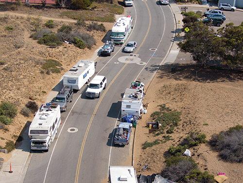 Safe Parking Program Set for Unhoused on Palisades