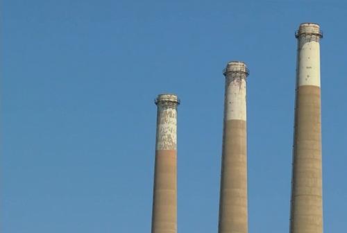 Morro Bay smokestacks