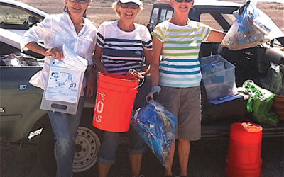 Estero Bluffs Cleanup, Sept. 18