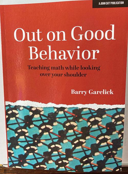 Out on Good Behavior book jacket