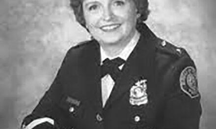 Penny Harrington: 1942-2021